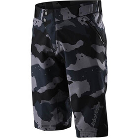 Troy Lee Designs Ruckus Shell Shorts camo grey